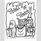 Trick Or Treat Bag Coloring Pages | 301 x 389 gif 35kB