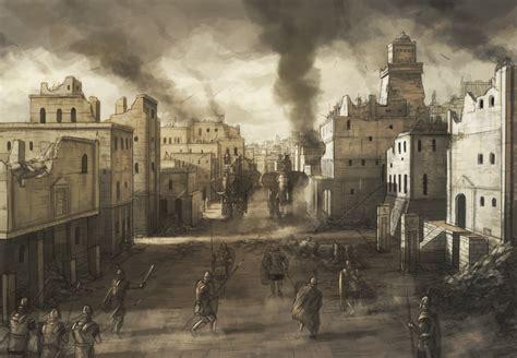 the siege of carthage battle of carthage i by radojavor on deviantart