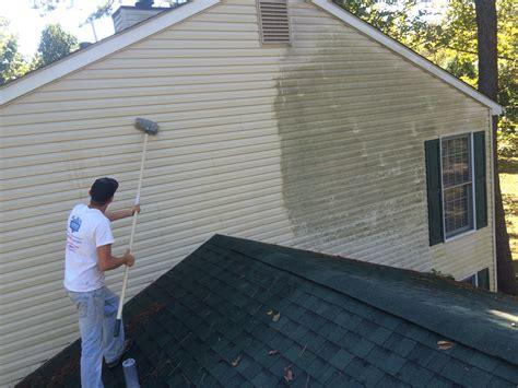 power wash house exterior ktrdecor