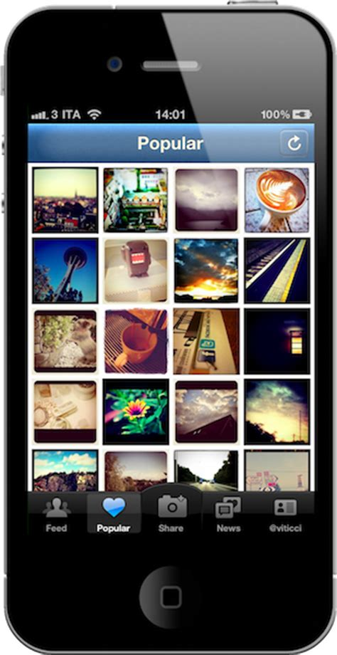 instagram app for iphone instagram a new social paradigm for iphone apps