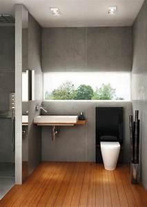 Bad Betonoptik Holz : kleines bad gestalten sch ner wohnen ~ Michelbontemps.com Haus und Dekorationen