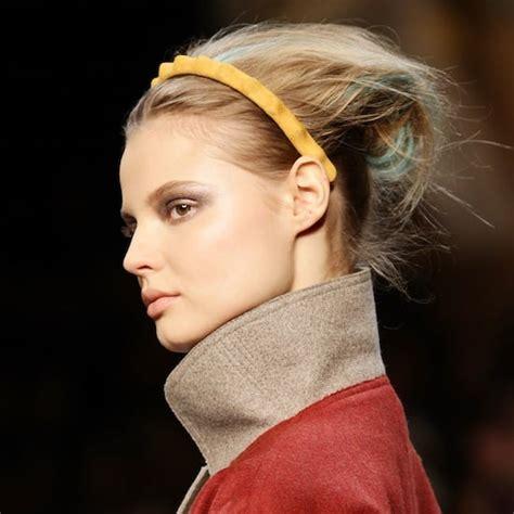 hair accessories  growing  bangs popsugar beauty