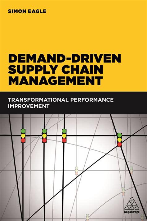 demand driven supply chain management