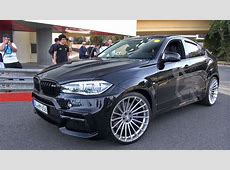 640HP HAMANN BMW X6M F86 Start up & Accelerations! YouTube