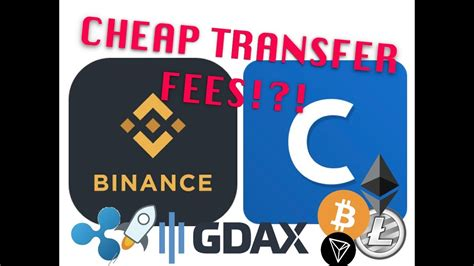 Let's check these steps to adding funds into your binance account can be done by depositing cryptocurrencies like bitcoin. HOW TO TRANSFER MONEY FROM COINBASE TO BINANCE WITH CHEAP ...