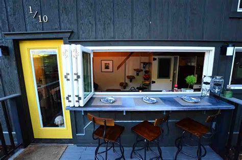 Tiny Home Bar by Functional Tiny House To Nature Pre Tend Be Curious