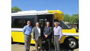 Arboc Specialty Vehicles Celebrates 2,500th Bus with DART