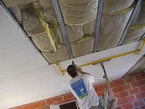 Pose Rail Placo Plafond : plaque placo pas cher ~ Dailycaller-alerts.com Idées de Décoration