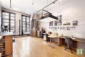 Full-Floor Loft With an Actual Artist's Studio Asks $3M in ...