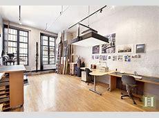 FullFloor Loft With an Actual Artist's Studio Asks $3M in