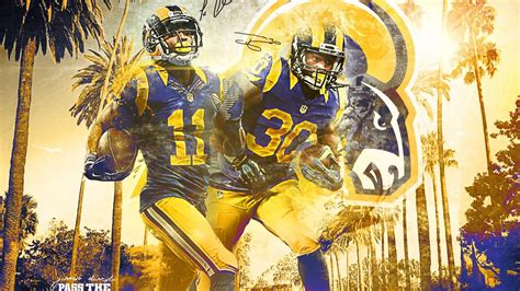 los angeles rams wallpaper     stmednet