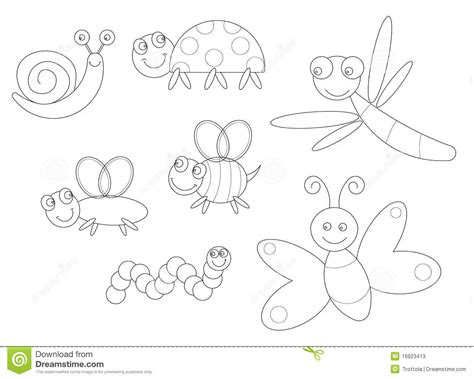 insect coloring  insect coloring
