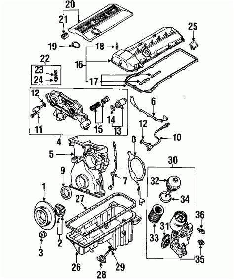 2000 Bmw 328ci Fuse Diagram by 2000 Bmw 328i Parts Mileoneparts Regarding 2000 Bmw 328i