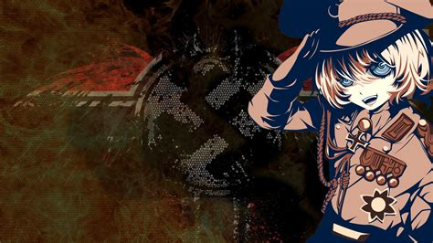 Evil Anime Wallpaper - german mayor degurechaff hd wallpaper background image