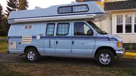 Used Rvs 1992 Ford Okanagan Camper Van For Sale For Sale