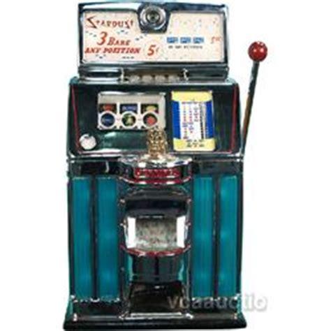 5 Cent Jennings Stardust Lightup Slot Machine