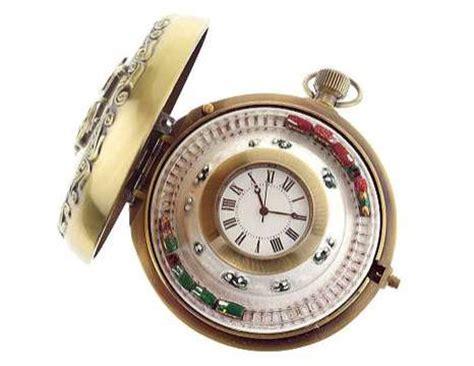 holiday pocket watches  christmas clocks  mini