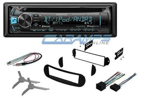 Install Usb In Car Stereo by Kenwood Car Stereo Radio Deck W Usb Aux Input