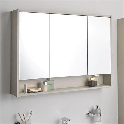 vitra integra large cm mirror cabinet uk bathrooms