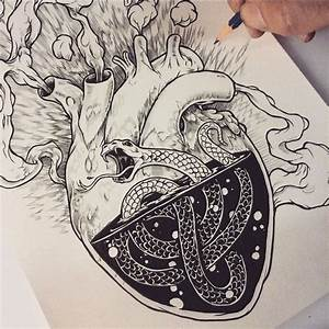 Creative Drawings Tumblr Pictures to Pin on Pinterest ...
