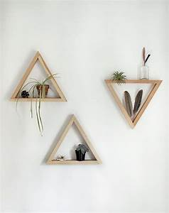 25 best ideas about triangle shelf on pinterest rock for Kitchen cabinets lowes with sacred geometry wall art