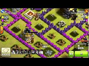 Clash of Clans - Pekka vs Archer Queen and Barbarian King ...