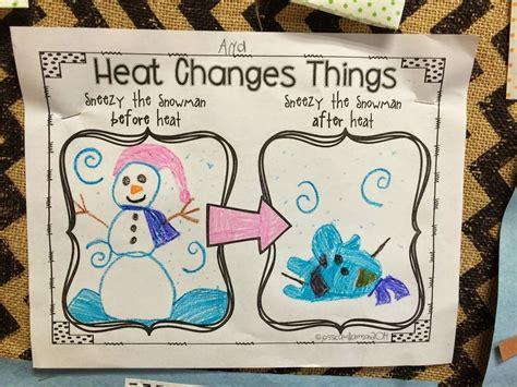 matter and heat energy   Kindergarten science, Second ...