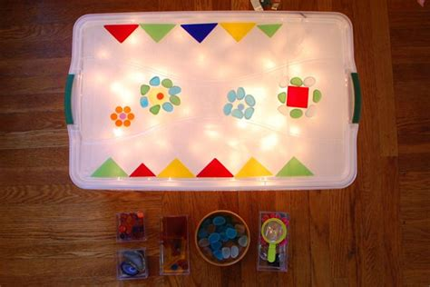 homemade easy  cost light table light table diy