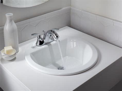 Drop In Sink Bathroom by Standard Plumbing Supply Product Kohler Bryant 174 K 2714