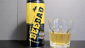 Beebad - Energy Drink Review