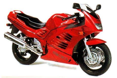 1995 Suzuki Rf900r by Suzuki Models 1995 Page 1