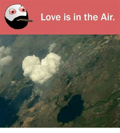 Love Is In The Air Meme - 25 best memes about love is in the air love is in the air memes