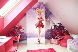 Decoration chambre fee clochette for Déco chambre bébé pas cher avec acheter fleurs en ligne