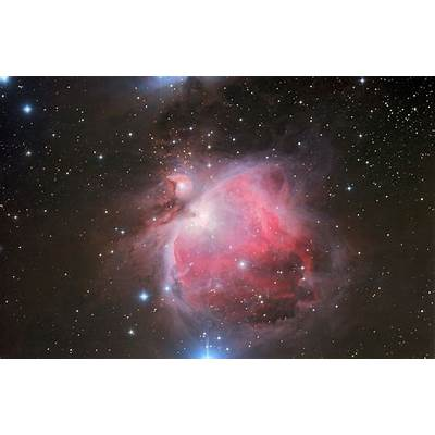 Orion Nebula - Messier 42Constellation Guide