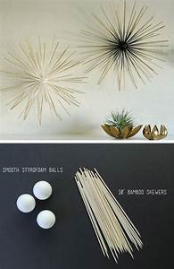 36 creative diy wall art ideas for your home diy wall for Awesome cheap wall decals for living room