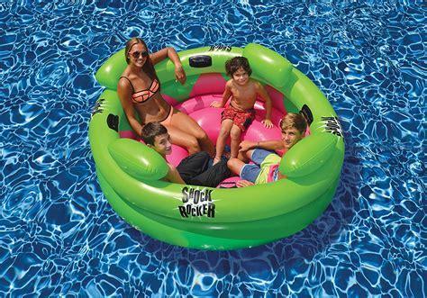 Inflatable Swimming Pool Shock Rocker; Pool Lake Beach 4