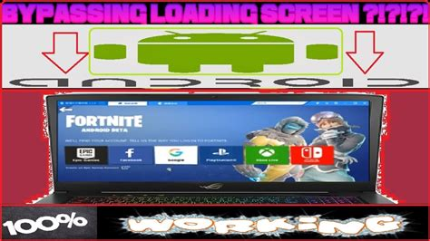 play fortnite mobile  android emulator user