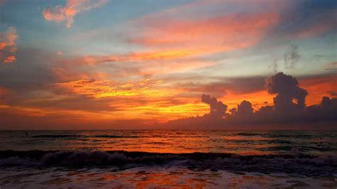 Surf Sunset Wallpaperhub