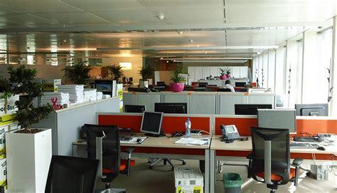 bureaux open space performance et bien être dans les espaces de travail