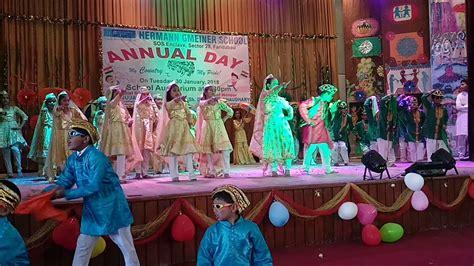SOS Hermann Gmeiner School Annual Day Qawali 2018 - YouTube