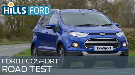 Ford Ecosport Review  Ford Ecosport Road Test Youtube
