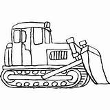 Bulldozer Coloring Pages Dozer Standing Construction Printable Drawing Equipment Cat Print Sheets Freeprintablecoloringpages Colouring Heavy Clipart Simple D8 Clipartpanda Getcolorings sketch template