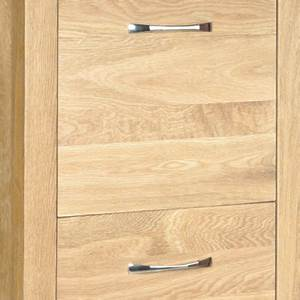 Mobel Solid Oak 3 Drawer Filing Cabinet Robson Furniture