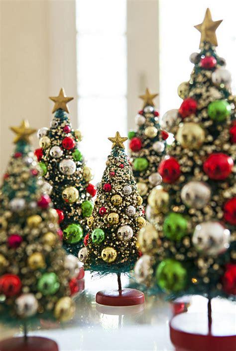 decorating mini christmas trees category christmas decorating ideas home bunch interior design ideas