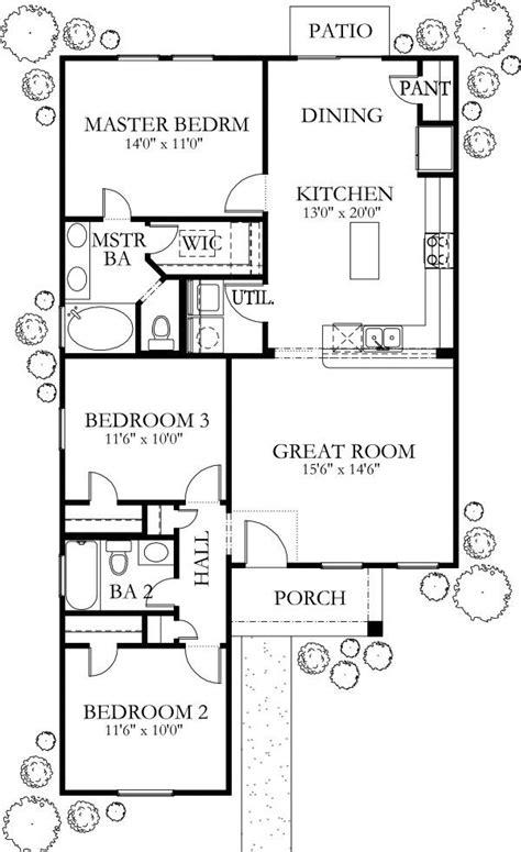 sq ft house plans bungalow floor plans house plans  sq ft house