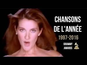 Chanson De L Euro 2016 Youtube : grammy awards chansons de l 39 ann e 1997 2016 youtube ~ Medecine-chirurgie-esthetiques.com Avis de Voitures