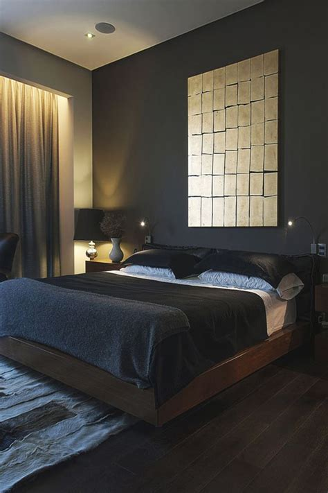 modern masculine bedroom 20 masculine bedroom ideas to bring your style home design and interior