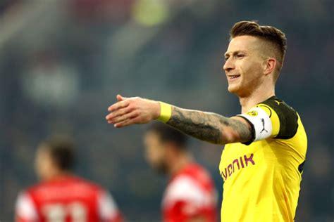 marco reus reveals   footballer   played
