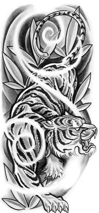 Tiger Half Sleeve by xXDarkReignXx on DeviantArt | Tattoo | Full sleeve tattoos, Tattoos for