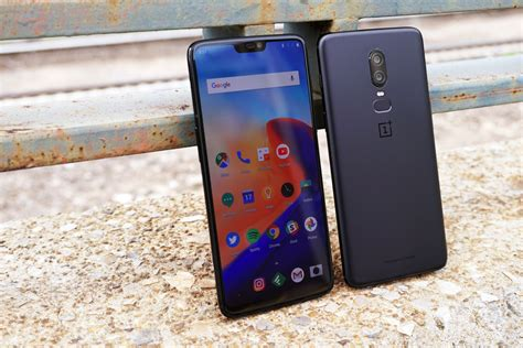 oneplus one oneplus 6 review flagship